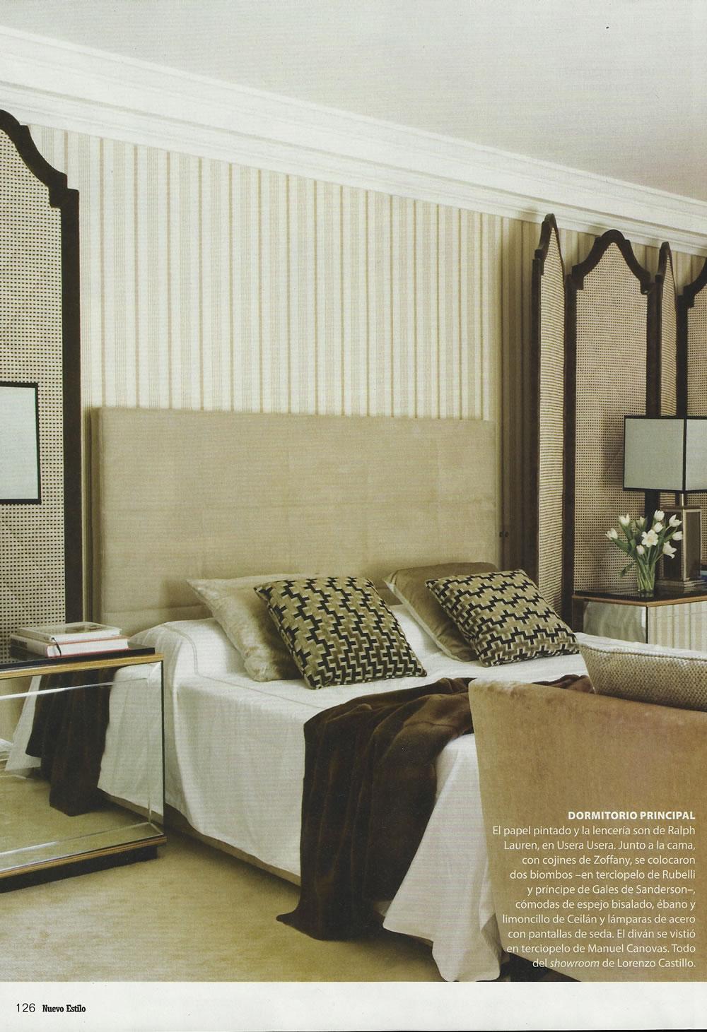 Nuevo estilo dormitorios cntrica vivienda con gran saln - Rapimueble dormitorios ...