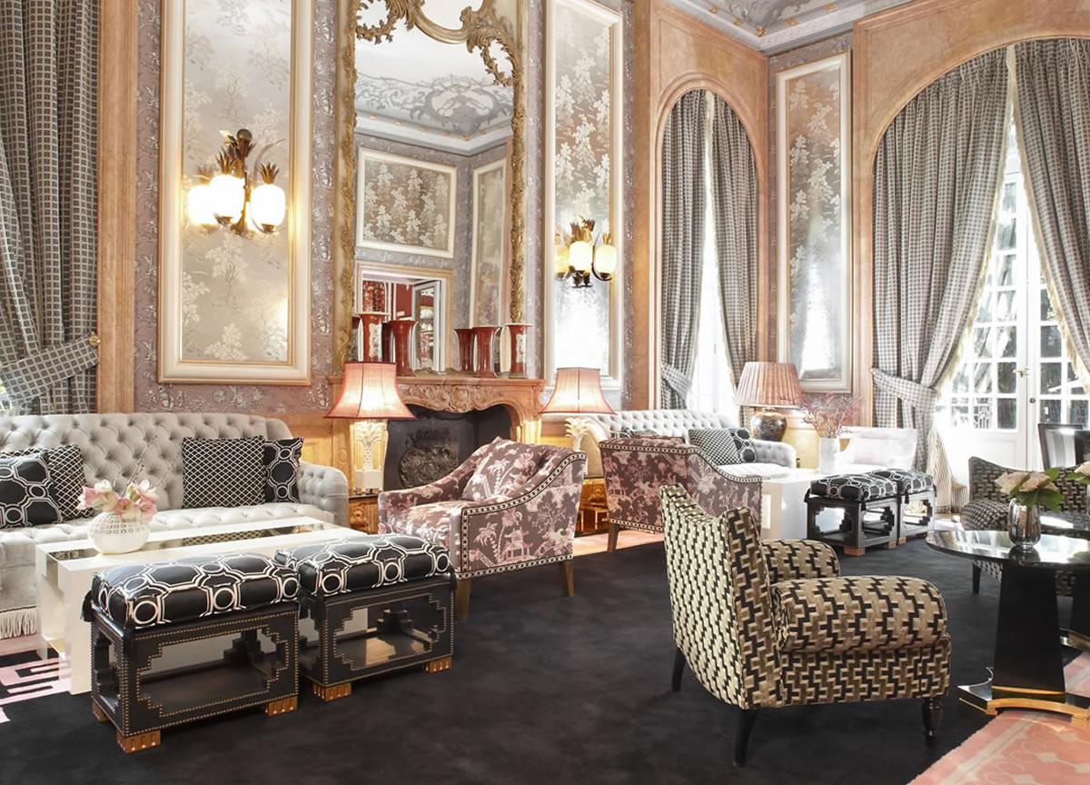 Hotel santo mauro lorenzo castillo - Lorenzo castillo decoracion ...