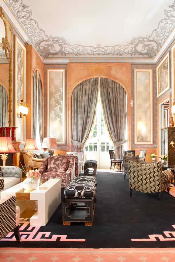 Hotel santo mauro lorenzo castillo - Hotel 7 islas en madrid ...