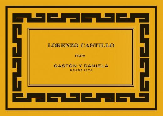 Colecci n telas gaston y daniela lorenzo castillo - Cojines gaston y daniela ...